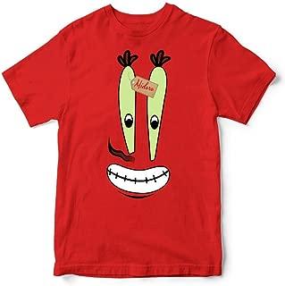Brad Stones Patrick Shirt Patrick Tshirt SpongeBob SquarePants Face Adult T-Shirt Gift For Men Women Kids Luxury Clothing Design (8)