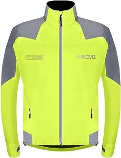 Men's Nightrider Cycling Waterproof & Reflective Jacket 2.0
