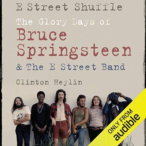 E Street Shuffle cover art