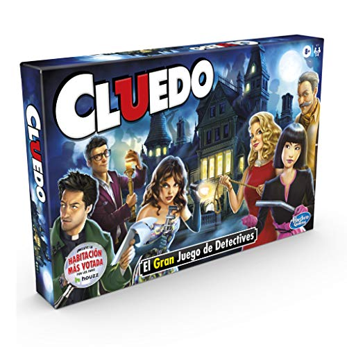 Hasbro Gaming- Cluedo (38712793
