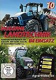 Moderne Landtechnik im Einsatz - Teil 10 - Autonom und digital in die Zukunft! Mit Fendt, Case IH, ZF Innovation Tractor u.a. [Alemania] [DVD]