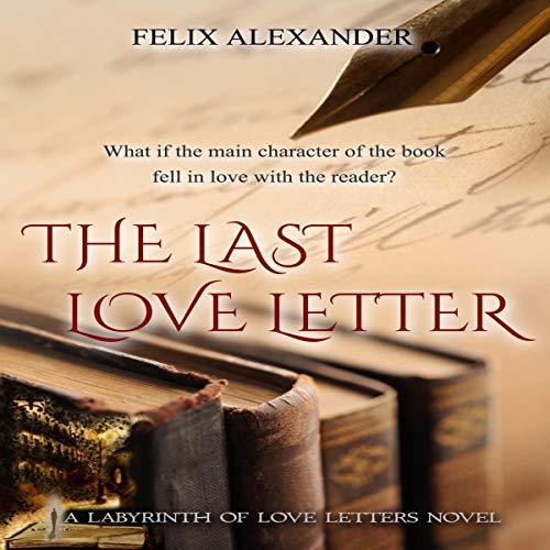 The Last Love Letter audiobook cover art