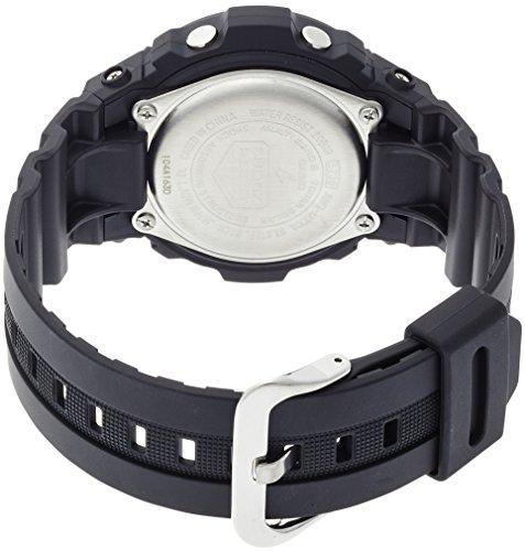 [カシオ]腕時計ジーショック電波ソーラーAWG-M100A-1AJFブラック