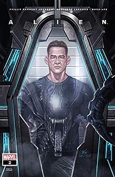 Alien (2021-) #2 by [Phillip K. Johnson, InHyuk Lee, Salvador Larroca]
