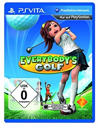 Everybody's Golf [PlayStation Vita]