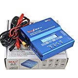 SkyRC imax b6 リポバッテリー 充電器 リチウムイオン電池 充電器電池 ラジコンバッテリー 【正規品】 (B6 AC V2 (ACアダプター内蔵))