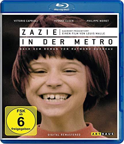 Zazie in der Metro [Blu-ray]