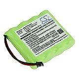 Replacement Battery for DSC 17000153,4PH-H-AA2100-S-D22,DSC-BATT2148V,WS4920HE Wireless Repeater,WTK5504 Wireless keypad