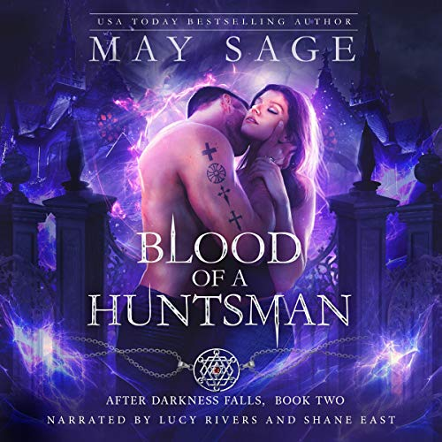Blood of a Huntsman (A Vampire Paranormal Romance) Titelbild