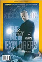 National Geographic Magazine - James Cameron on Cover - The New Explorers the Risks They Take - Ancient Ways of Modern Aboriginals - How to Fix Everest - Miracle in Mozambique (June, 2013)