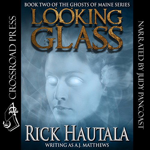 Looking Glass audiobook cover art