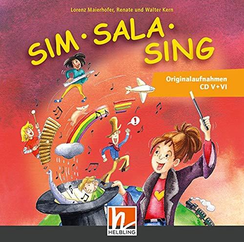 Sim Sala Sing NEU, Ergänzende Originalaufnahmen CD V + VI: Doppel-CD-Paket