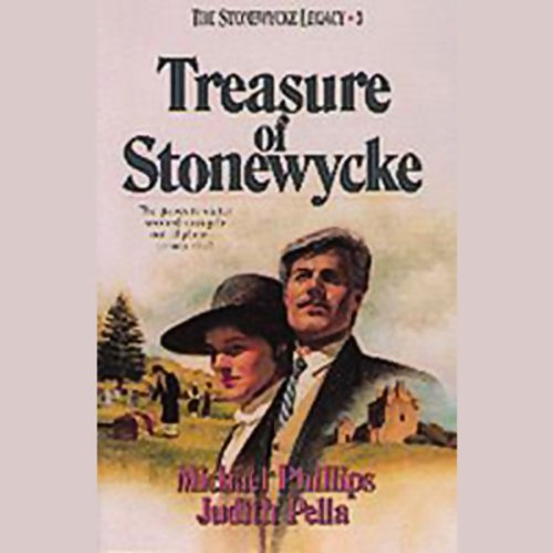 Treasure of Stonewycke audiobook cover art