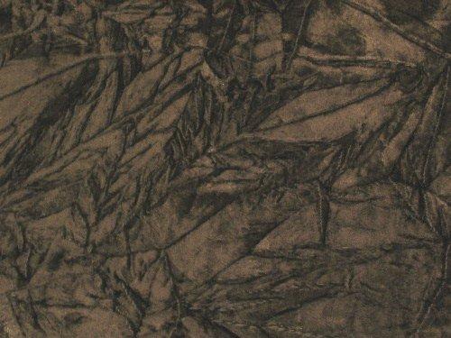 SyFabrics crushed velvet fabric 44 inches wide Black