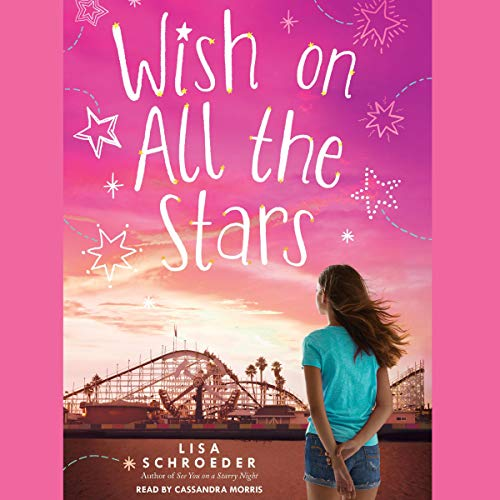 Wish on All the Stars audiobook cover art