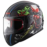 LS2 Helmets Full Face Rapid Street Helmet (Happy Dreams - Medium)