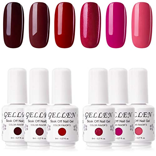 Best nail colors, most popular nail colors