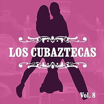Los Cubaztecas, Vol. 8