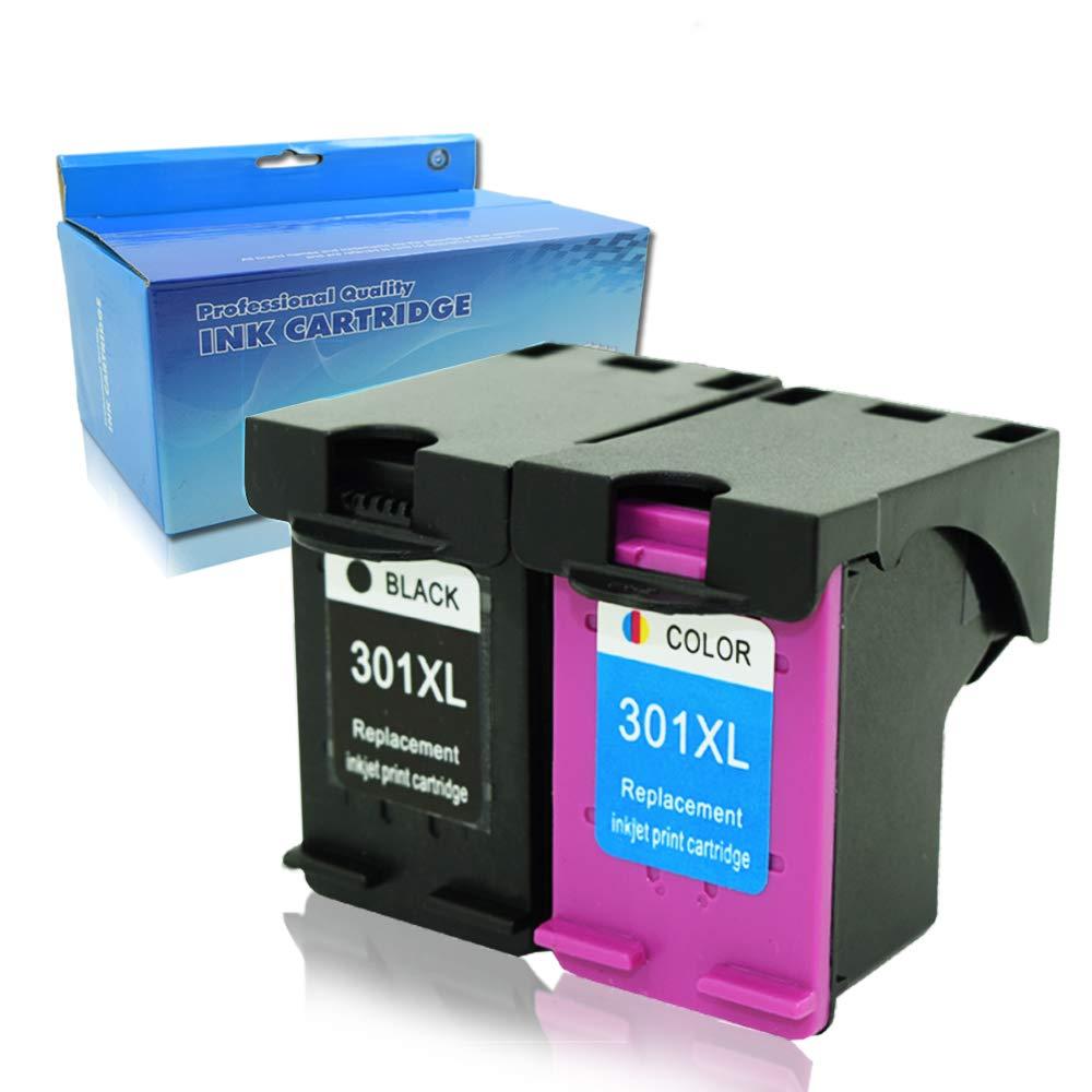 Teng® Remanufacturado Cartuchos de Tinta Reemplazo para HP 301 XL ...