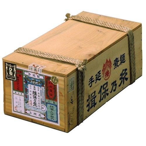 揖保乃糸 上級品ひね 9kg(180束入)