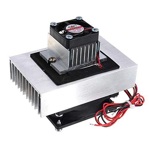 WFBD-CN Modulo elettronico Piccolo Aria condizionata XD-37 12V 72W elettronici a semiconduttore di refrigerazione Fai da Te dell'Aria Impianto di climatizzazione