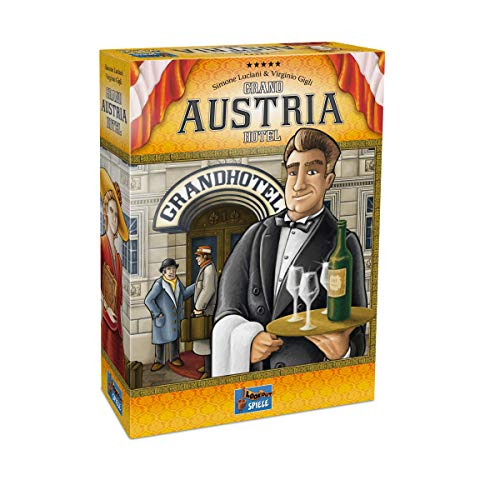 Lookout Games 22160080 - Grand Austria Hotel