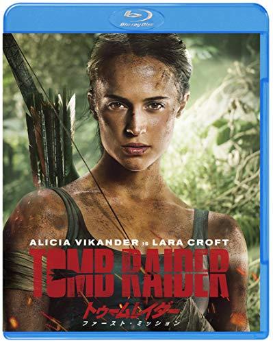 トゥームレイダー ファースト・ミッション [Blu-ray]