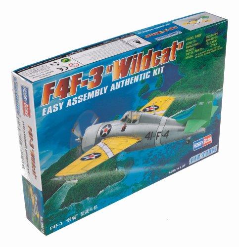 Hobby Boss 80219 Modellbausatz F4F-3  Wildcat