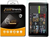 (2 Pack) Supershieldz Designed for Nvidia Shield Tablet and Nvidia Shield Tablet K1 Screen Protector, (Tempered Glass) Anti Scratch, Bubble Free