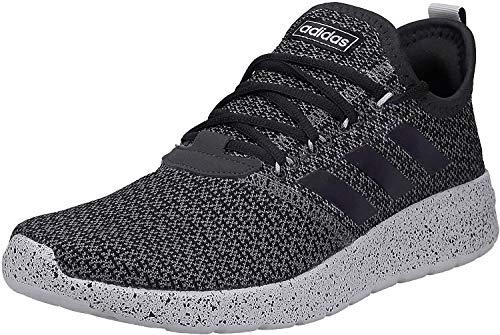 adidas Herren Lite Racer Rbn Laufschuh, Black Core/Core Black/Gray Zwei F17, 45 1/3 EU