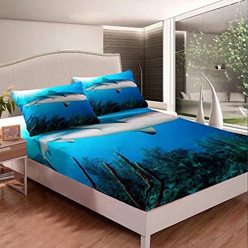 comfort sábanas,Sábanas de pereza Juego de sábanas con estampado de pereza lindo para niños, niñas, juego de cama con tema de animales, Sábana ajustable de microfibra suave de lujo-Multi 7_150 * 210