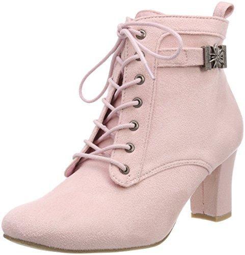 HIRSCHKOGEL Damen 3617400 Stiefel, Pink Rosa, 39 EU