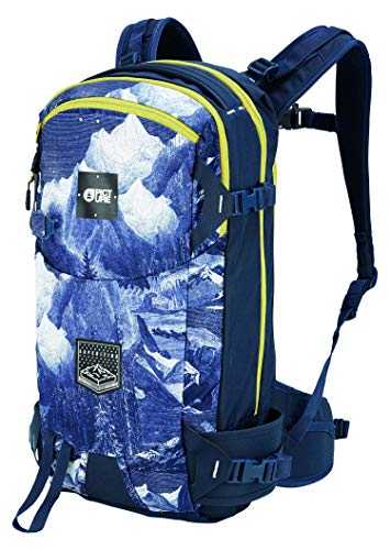 Picture Organic Clothing Surfganic presents DECOM backpack 24 litres Imaginary World