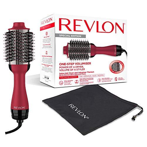 REVLON RVDR5279UKE Salon One-Step Secador de pelo y voluminizador titanium