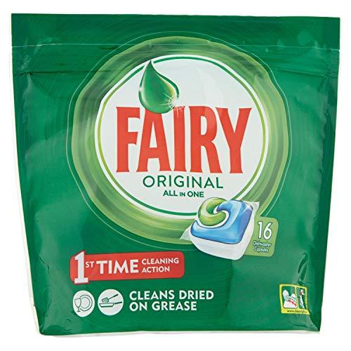 Fairy wasmiddel