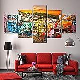 cgsmvp Leinwand Malerei Wandkunst Bilder Home Decoration 5