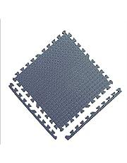 Foam Floor Mats - EVA Puzzle rubbertegels Protective Flooring Set - Ground Protector, Surface Protection,Blue