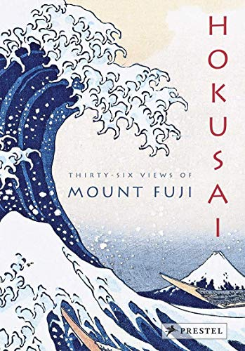 Hokusai: Thirty-six Views of Mount Fuji: [accordion-fold edition] [Idioma Inglés]