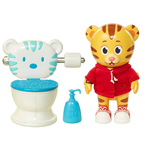 Daniel Tiger's Neighborhood Potty Time Toyの詳細を見る