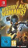 Destroy all Humans! Standard Edition [Nintendo Switch]