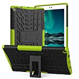 ROISKIN Fit FireHD 10 Case 10.1 inch Not for Huawei 10 inch Protective Case Cover with Kickstand