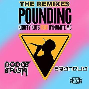Pounding (The Remixes)