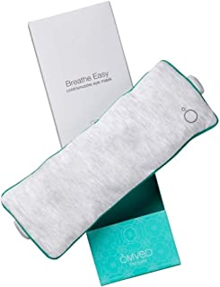 Omved BREATHE EASY Cold & Sinusitis Therapeutic Eye Mask & Eye Pillow- Relief from Sinus, Headache, Migraine, Cold & Cough