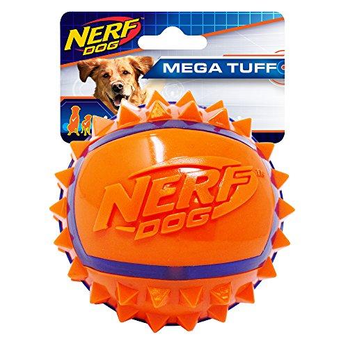 Nerf Dog Bola de Dos Tonos TPR, Grande