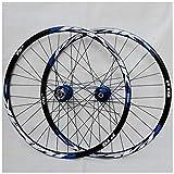 VPPV Juego de ruedas para bicicleta de montaña de 26/27.5/29 pulgadas,...