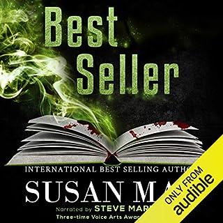 Best Seller audiobook cover art