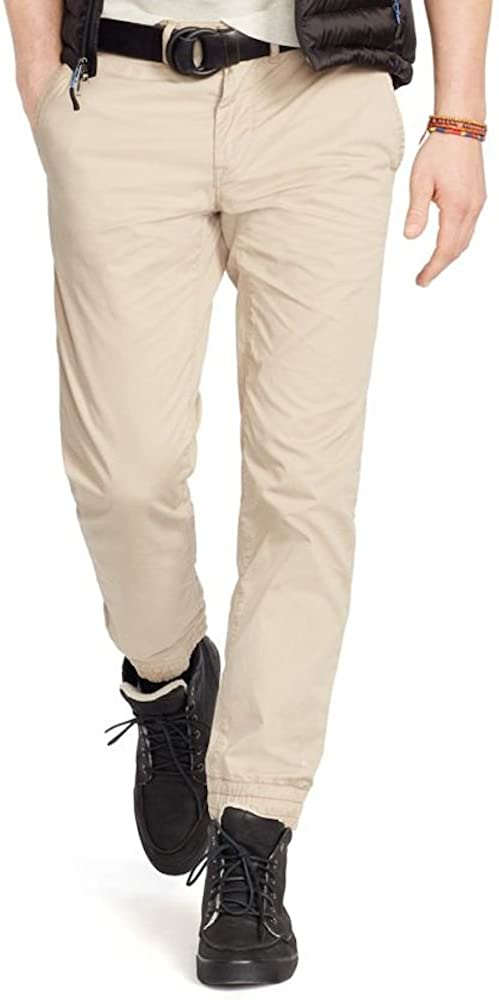 RALPH LAUREN Polo Straight-Fit City Joggers