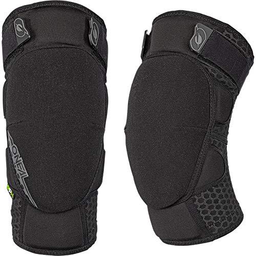 O\'NEAL | Knieprotektor | Motocross Enduro | IPX®-Funktionsschaum Atmungsaktiv und schweißabsorbierend, Antirutsch-Silikon für maximalen Halt | REEDEMA Knee Guard | Erwachsene | Schwarz | Größe XL