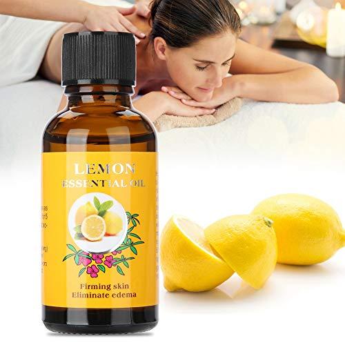 30ml Zitronenöl Ätherisches Massageöl Feuchtigkeitsspendendes SPA Aromatherapie Körpermassageöl