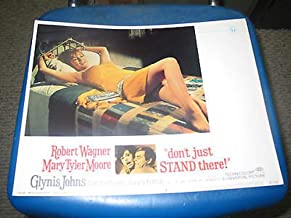 DON'T JUST STAND THERE /SEXY ORIG. 11X14 LOBBY CARD 2 (BARBARA RHOADES)